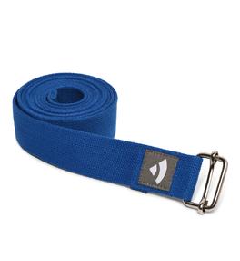 Popruh na jogu - modrý
