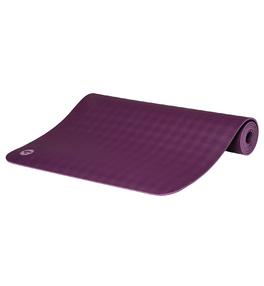 ECOPRO DIAMOND 6mm fialová - kaučuková joga podložka