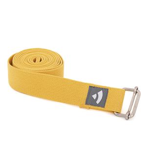 Popruh na jogu - oranžový