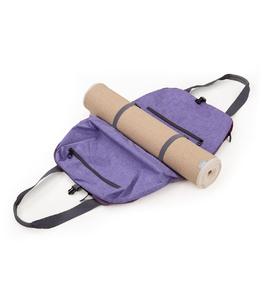 Joga taška NAMASTÉ - fialová