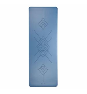PHOENIX modrá - podložka na jogu