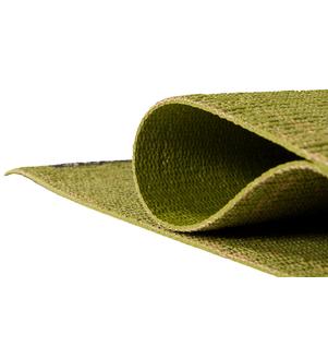 JUTE PRO - jutová podložka na jogu - olivová