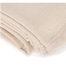 SHAVASANA bavlnená joga deka - prírodná