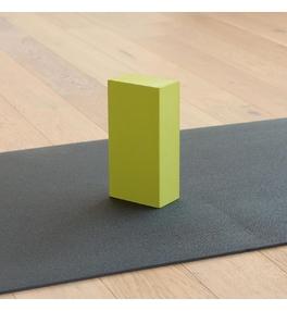 Tehlička na jogu EVA - olivová