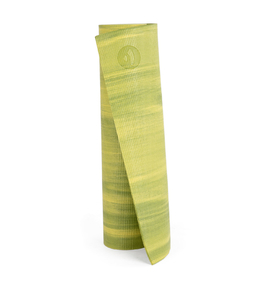 GANGES - zeleno-žltá 6mm joga podložka