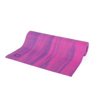 GANGES - ružová 6mm joga podložka