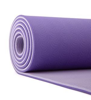 LOTUS PRO II lila - podložka na cvičenie jogy