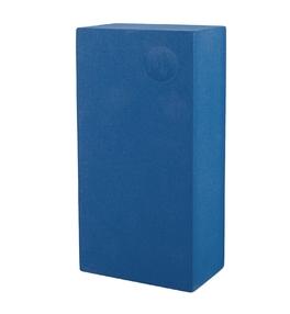 Tehlička na jogu EVA - modrá
