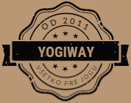 Yoga eshop YOGIWAY established in 2011.